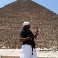 Tariq Snare in Egypt